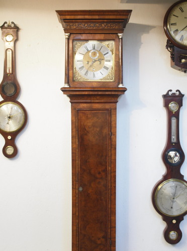 Early-walnut-longcase